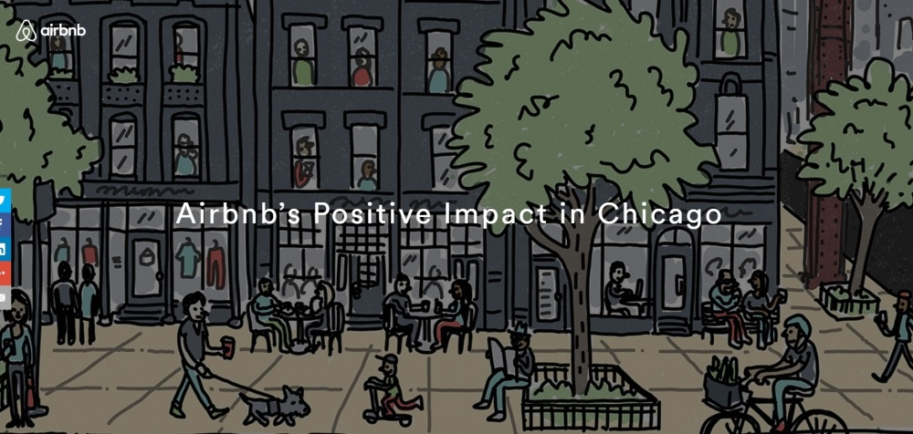 Airbnb's Positive Impact In Chicago