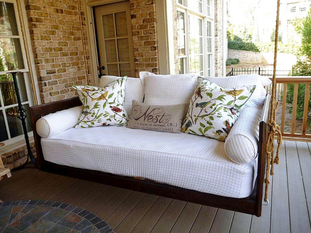 Porch Swing - Home Stage